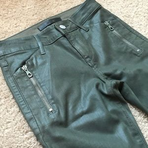 Olive Colored Joe's Jeans